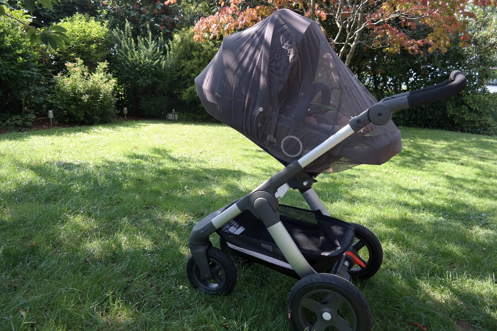stokkeonthego stokke trailz kinderwagen test empfehlung wald drau en mamablog bonn. Black Bedroom Furniture Sets. Home Design Ideas