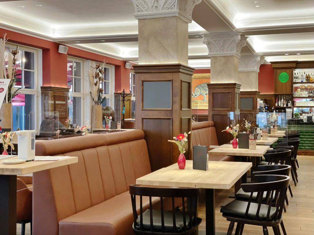 Elefant Bonn – moderne deutsche Küche in der City